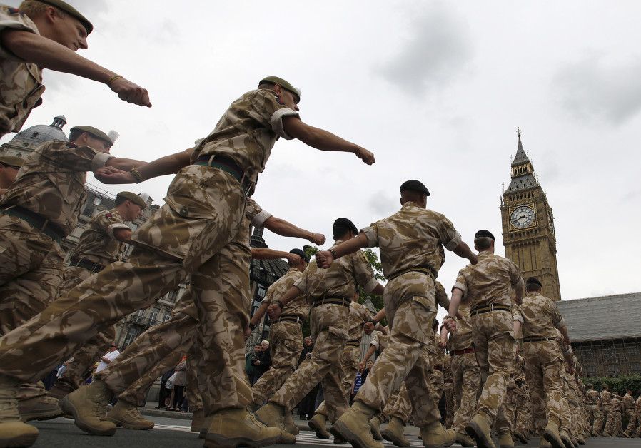 Arrest of suspected neo-Nazi British soldiers indicates larger security issue