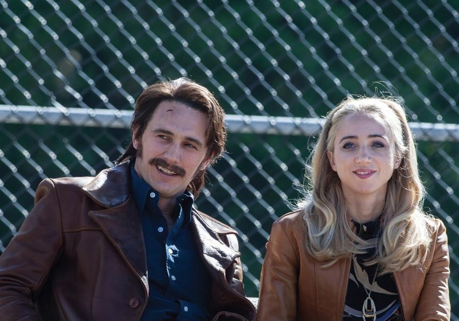 James Franco stars in 'The Deuce'