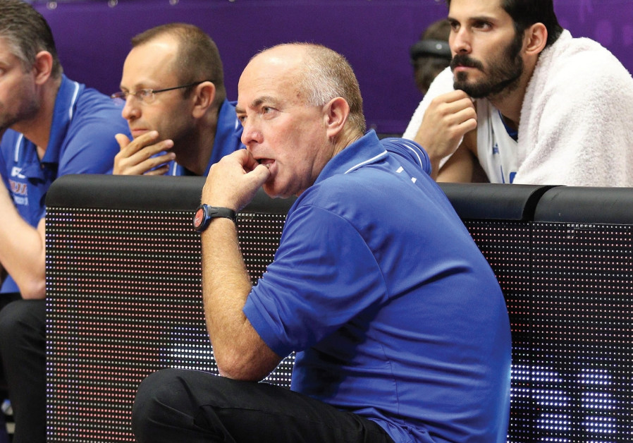 Israel looks to rebuild after EuroBasket debacle