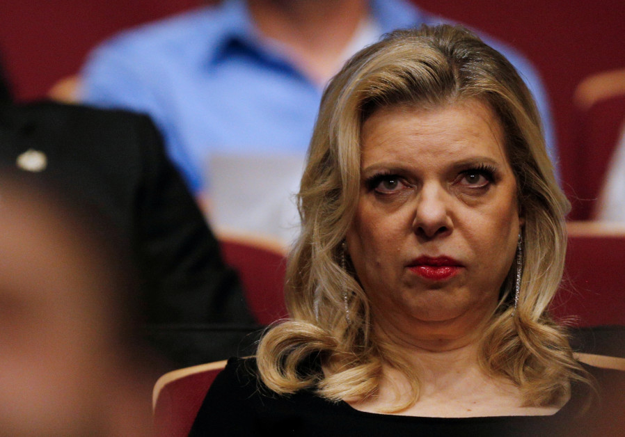 Israeli Prime Minister Netanyahu's wife Sara charged with fraud
