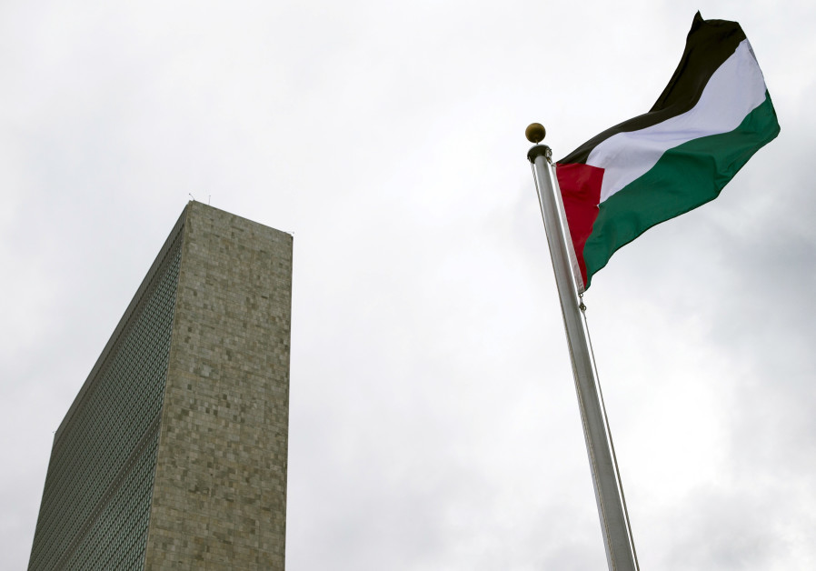Report: Palestinians apply unilaterally to 8 international treaties