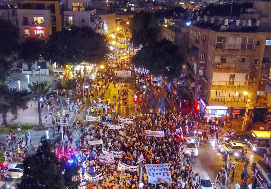 WATCH: Thousands flock to mass Tel Aviv rally for animal rights