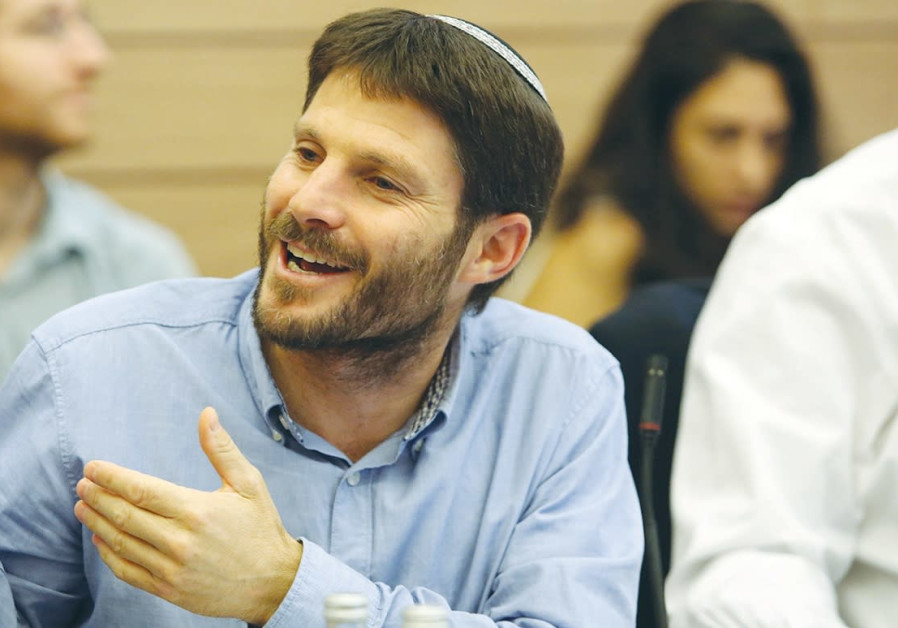 MK's controversial plan nixes two-state solution, calls for annexation