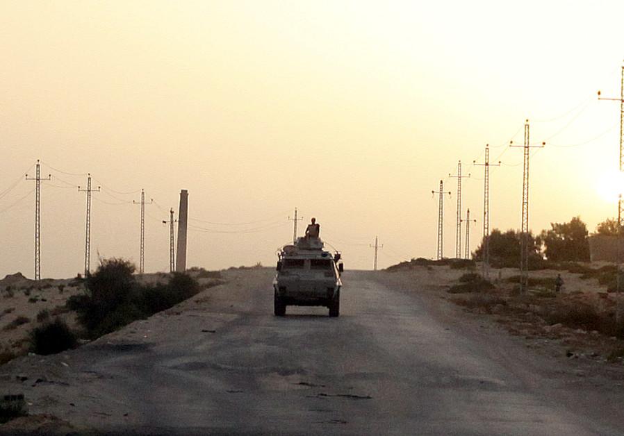Sinai terrorism