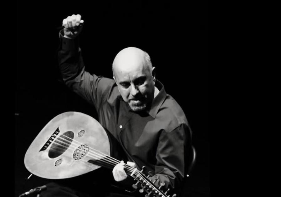 ARMENIAN-AMERICAN oud player Ara Dinkjian.