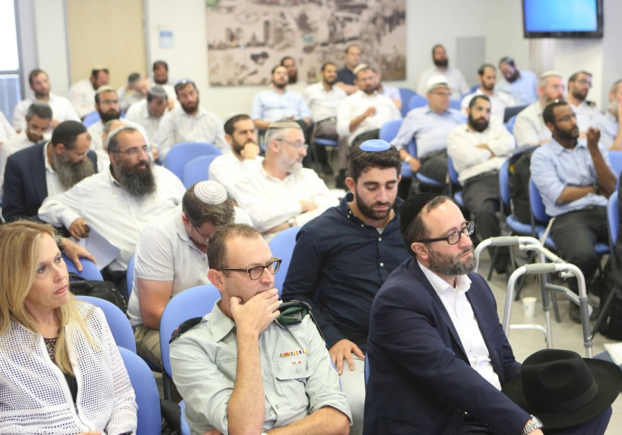 Rabbinical conference raises awareness of suicide
