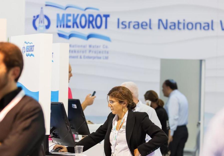 US politicians, European technicians stream toward Israeli-run water technology