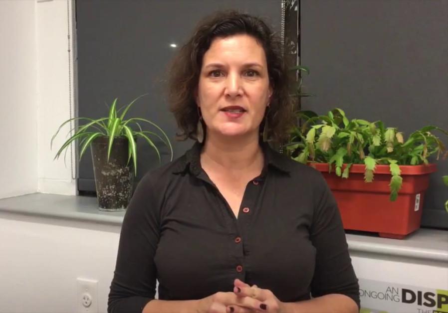 #35 Rebecca Vilkomerson - Leads the Jewish Voice for Peace