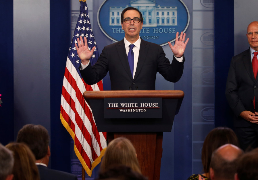#4 Steven Mnuchin - Skyrocketing to the top