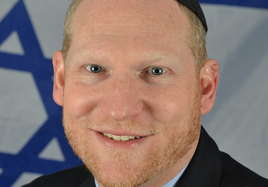 #47 Yehoshua Fass - The rabbi making the Zionist dream possible
