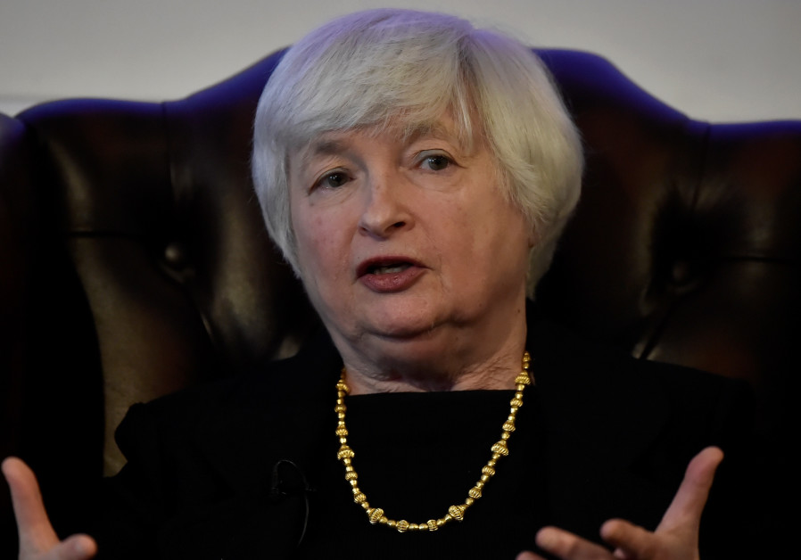 Janet Yellen: I would have liked to serve an additional term