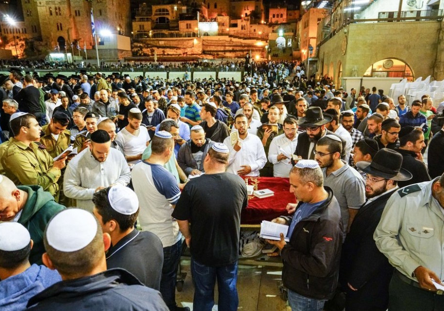 10,000 set to gather at Kotel for 'Day of Jewish Unity'