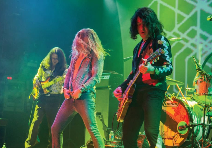 Israel to get a whole lotta love from Led Zeppelin tribute band