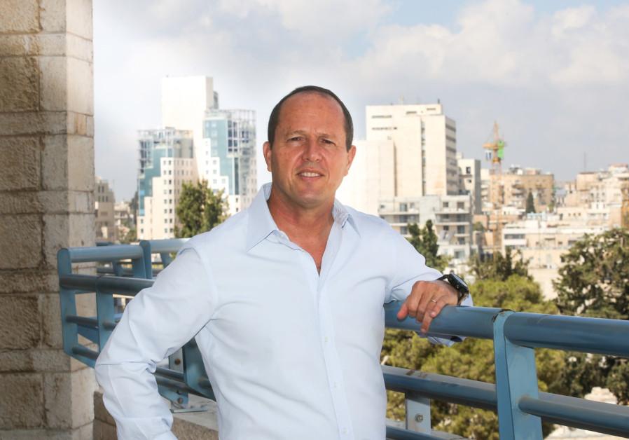 One-on-one with Jerusalem Mayor Nir Barkat