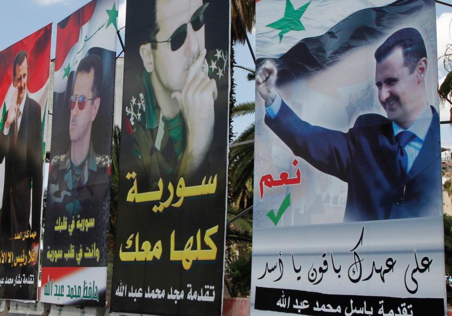 Stop the 'Iranization' of Syria