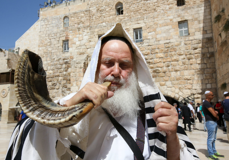 IN PICTURES: Prayers and renewal at the Western Wall before Rosh Hashana