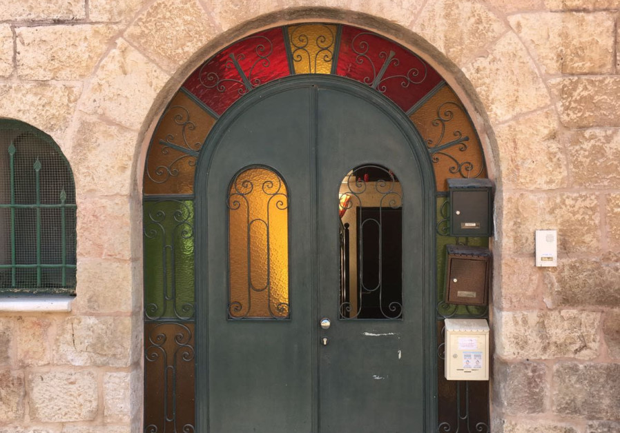 The Soteria house in Jerusalem.