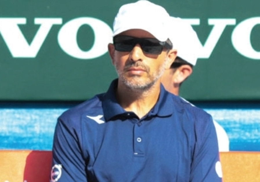 Captain Ran bids farewell after Israel swept 5-0 by Ukraine