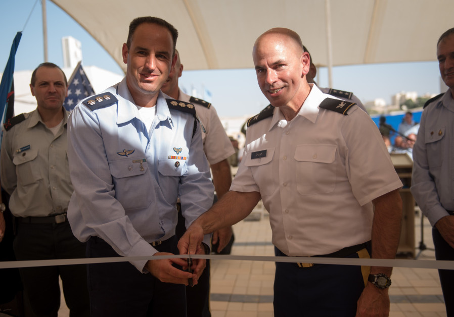 IDF, US Army celebrate inauguration of first American base in Israel