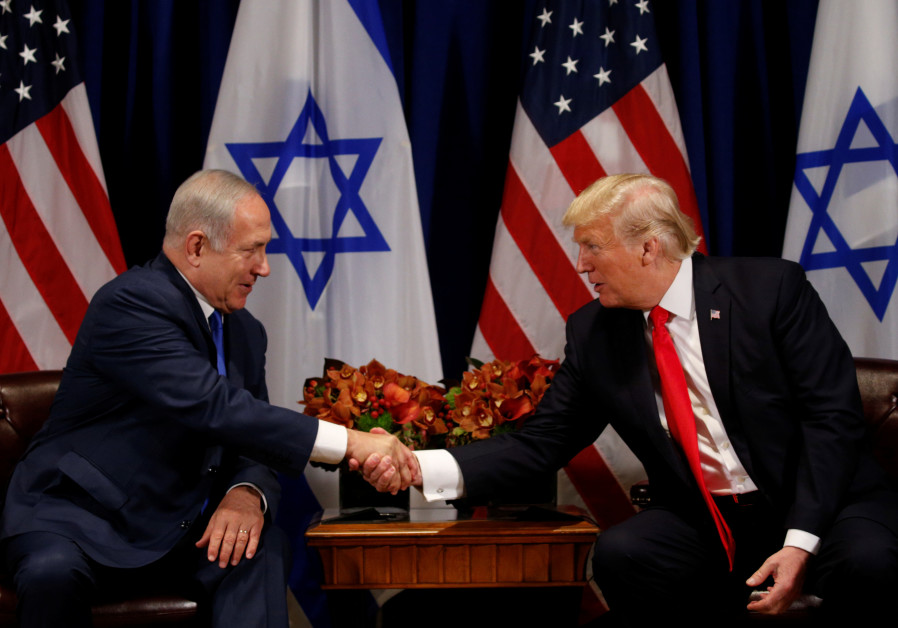 Trump, Netanyahu express hope for peace ahead of NY meeting