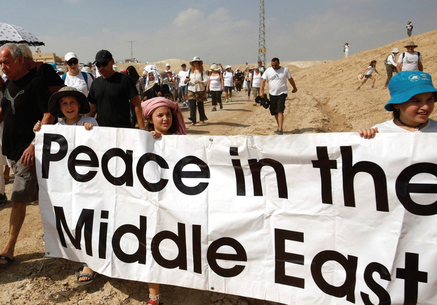The policy upgrade of the Israeli peace camp