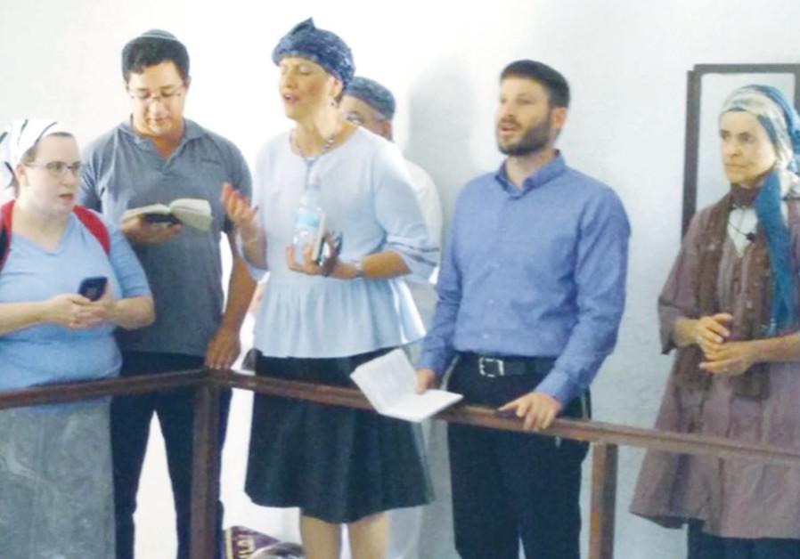 Egalitarian prayer comes to Bayit Yehudi?