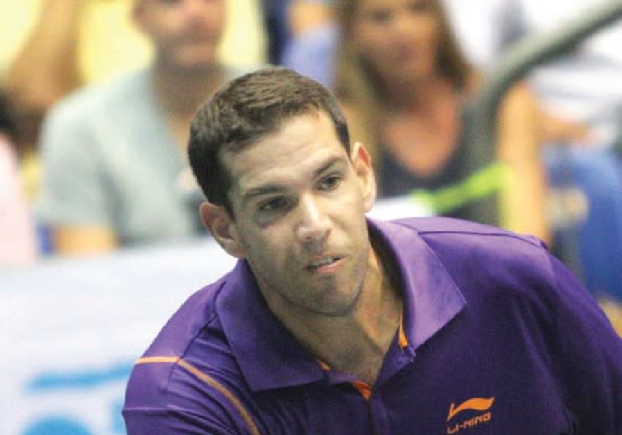 Harel Levy appointed as Davis Cup captain