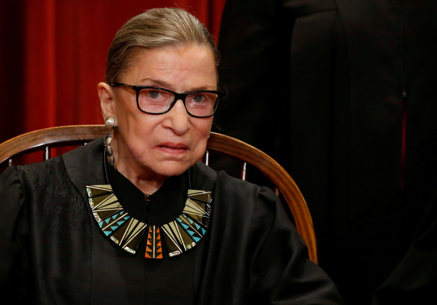 Supreme Court Justice Ruth Bader Ginsburg