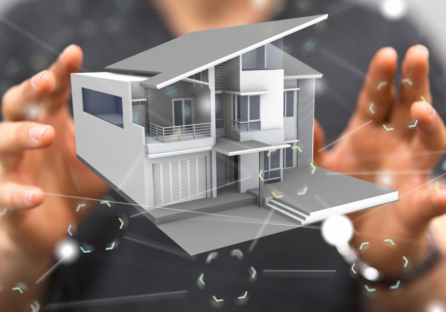 Smart home illustrative