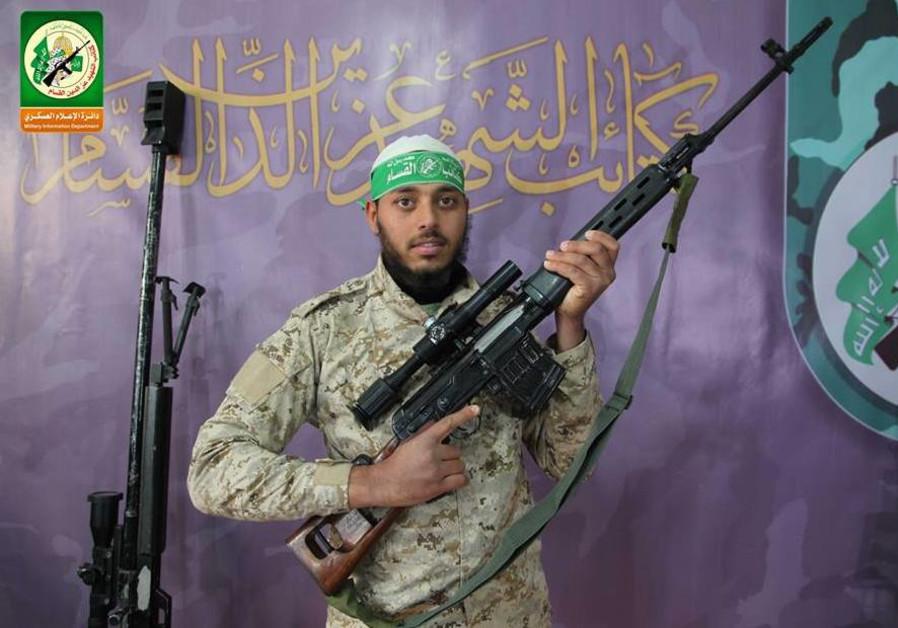 Hamas militant dies in Gaza tunnel incident