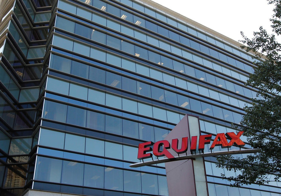 CREDIT-REPORTING company Equifax Inc. corporate offices are pictured in Atlanta, Georgia, on Septemb