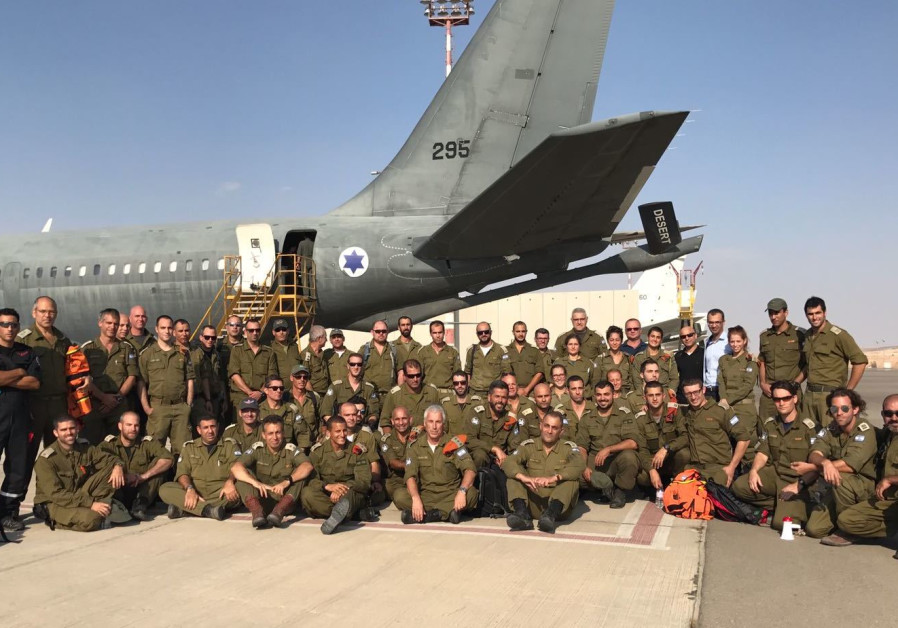 WATCH: Crowd cheers for IDF rescuers in Mexico