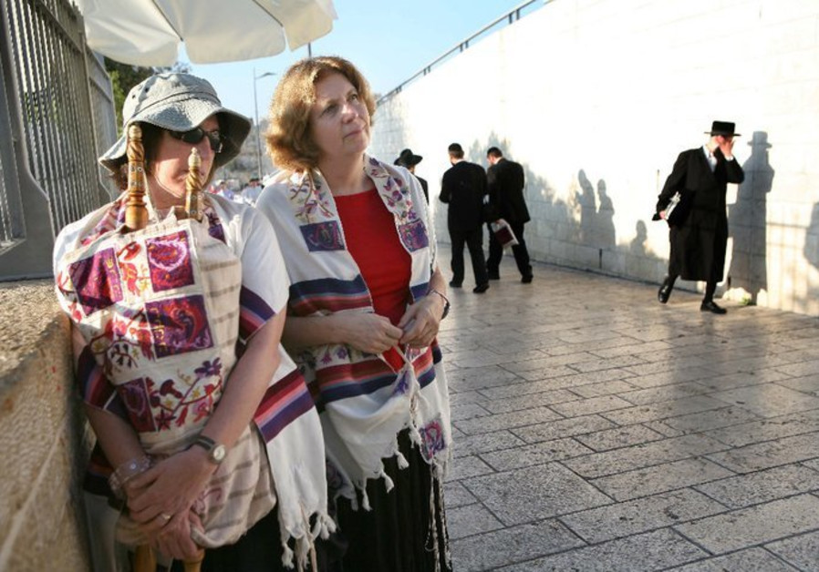 Poll: Majority support pluralistic prayer at Kotel