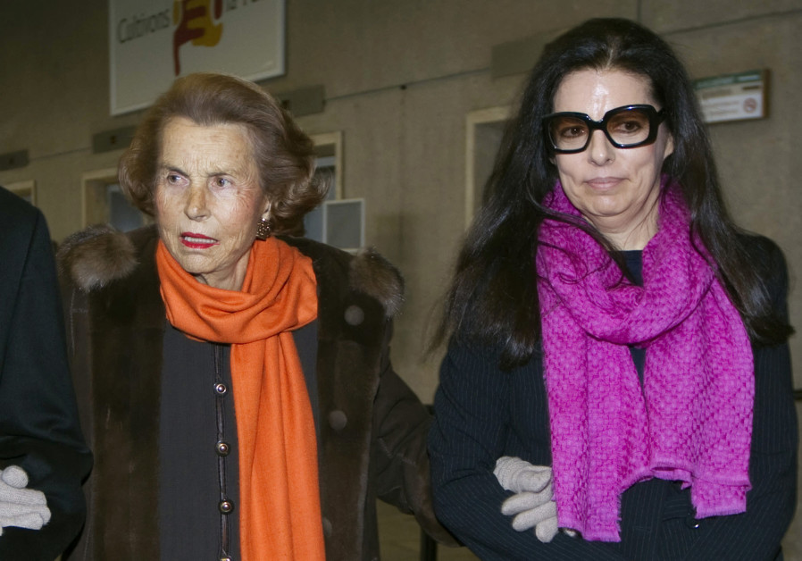 L'Oréal heiress Liliane Bettencourt's messy dance with Jewish history