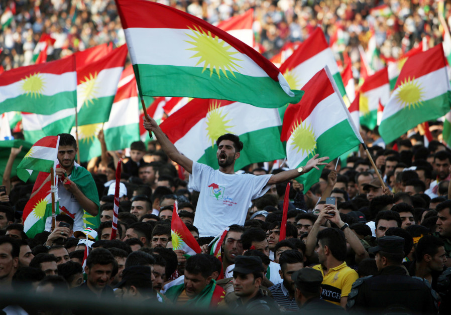 'You call for democracy but don't support it': Kurds lash out at West