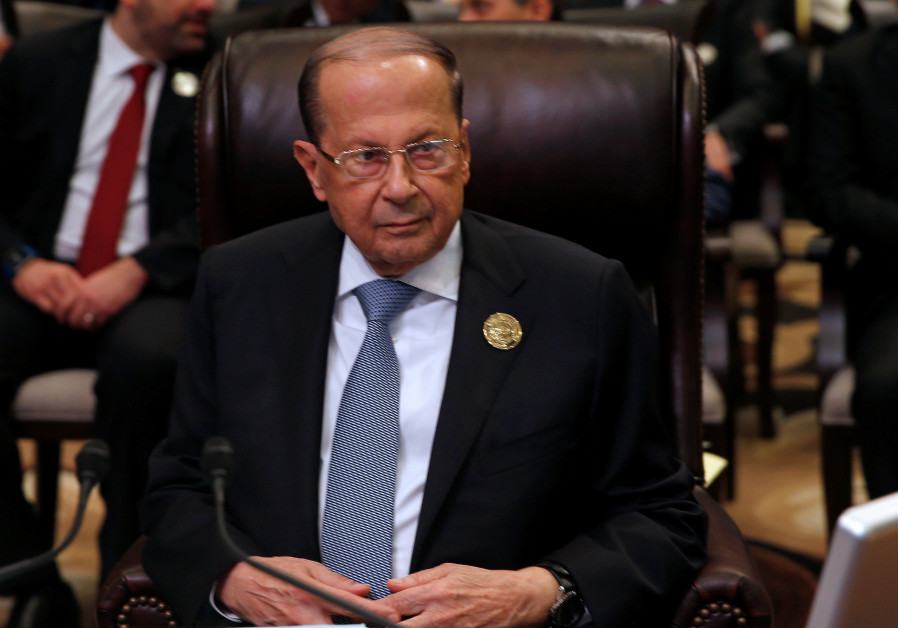Lebanese president: Hezbollah ensures Lebanon's 'resistance against Israel'
