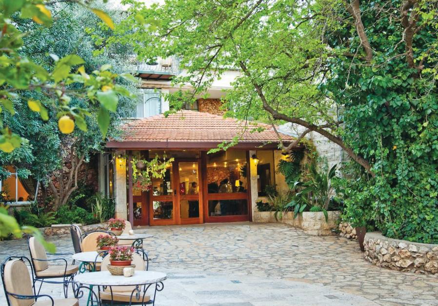 The Mizpe Hayamim Hotel