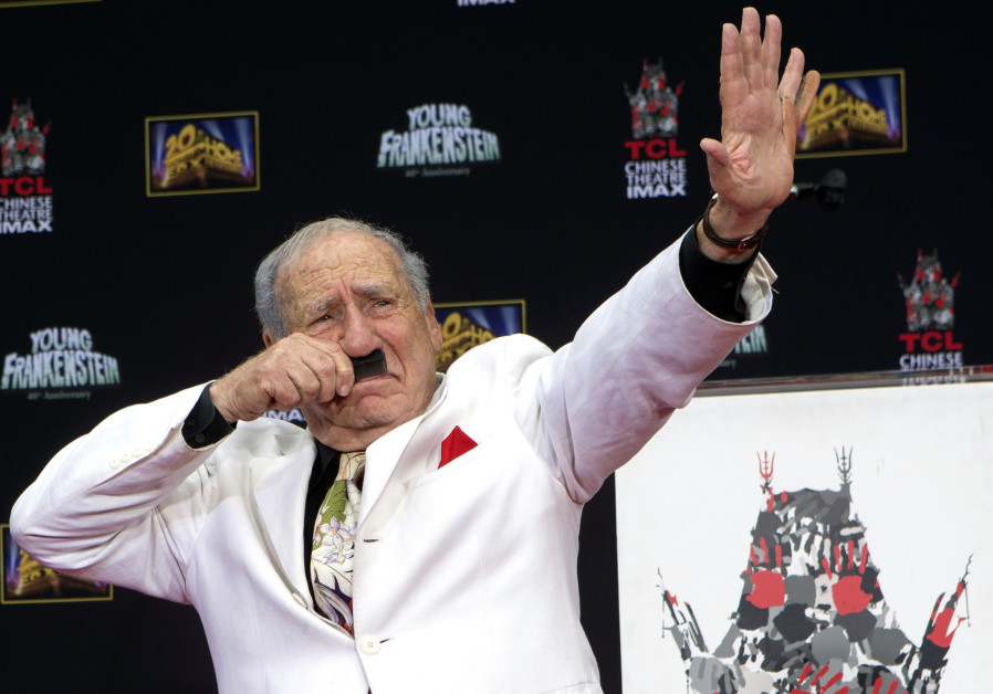 Mel Brooks slams today's 'stupidly politically correct' culture