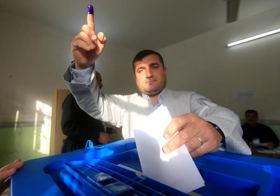 Why do state-seeking Palestinians oppose Kurdish independence vote?