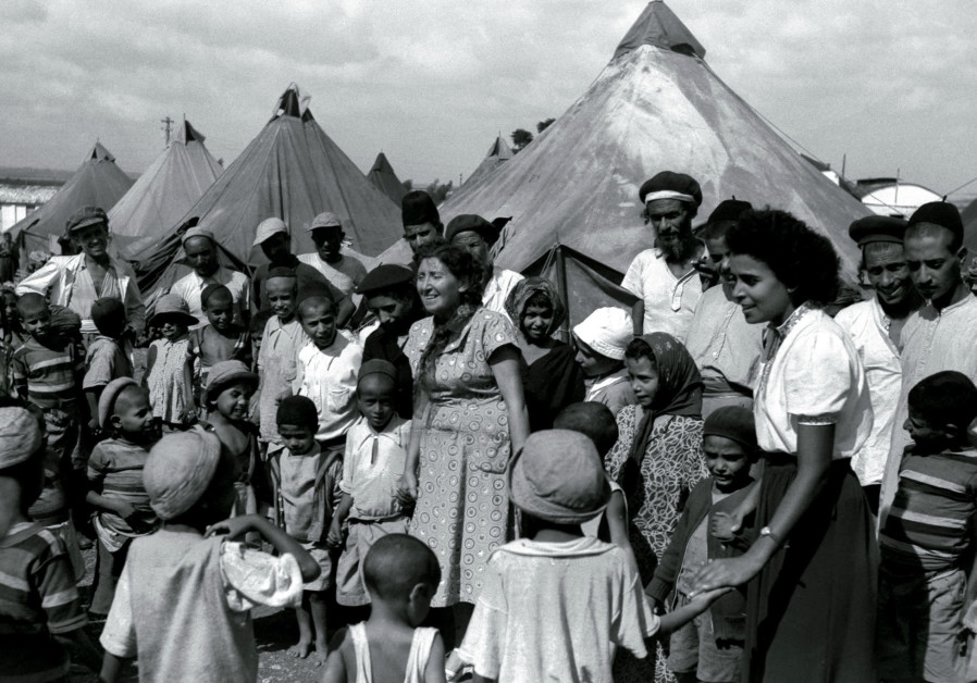 Healing a 70-year-old wound: On the disappearance of the Yemenite children