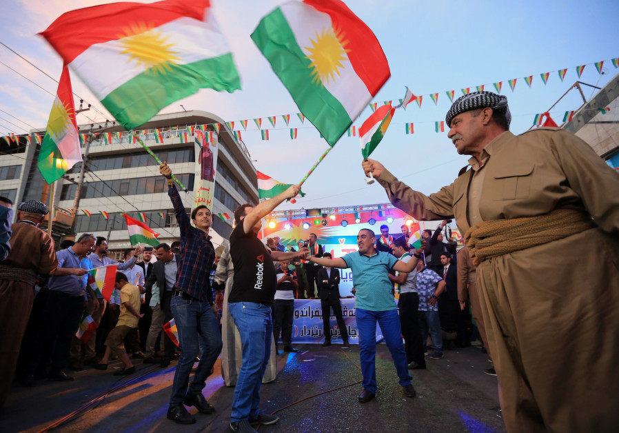 Has Israel flip-flopped on Kurdish independence?