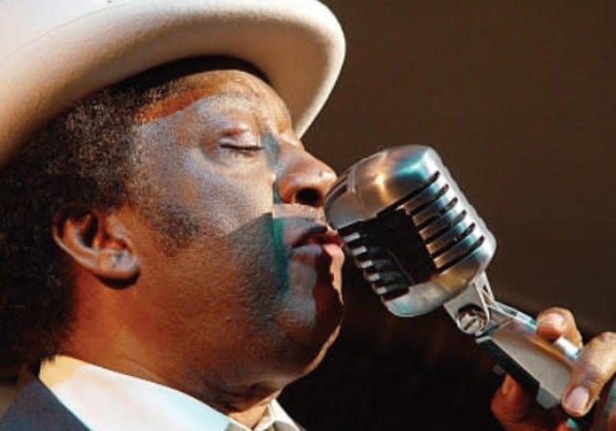 E.B. DAVIS will be featured at the Tel Aviv Blues Festival.