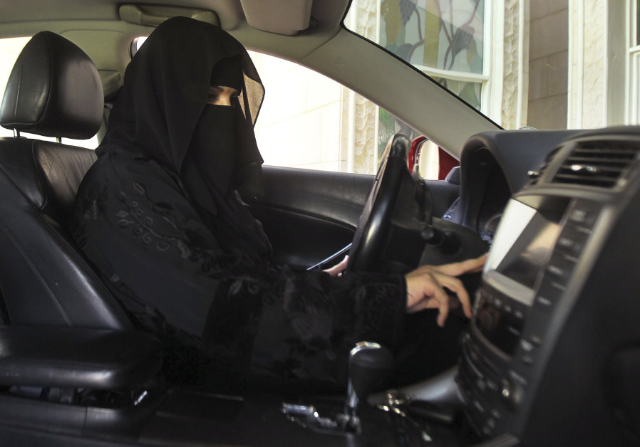 Car companies courting Saudi Arabia's newest drivers: women