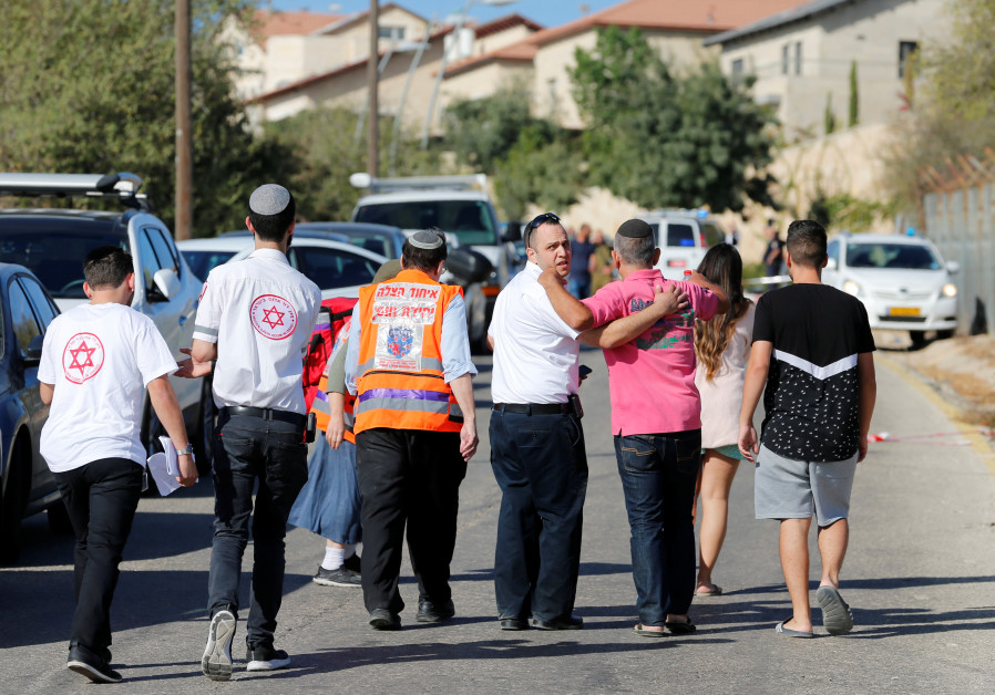 Why the Har Adar attack was so dramatic for those of us who live here