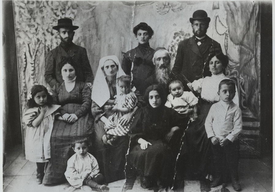 The Dayan dynasty traces its roots to Ukraine.