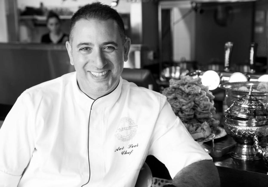 Chef Avi Levy.