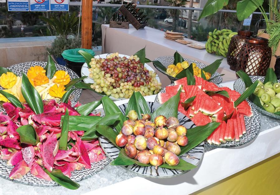 Cuba themed party at the Sheraton Tel Aviv.