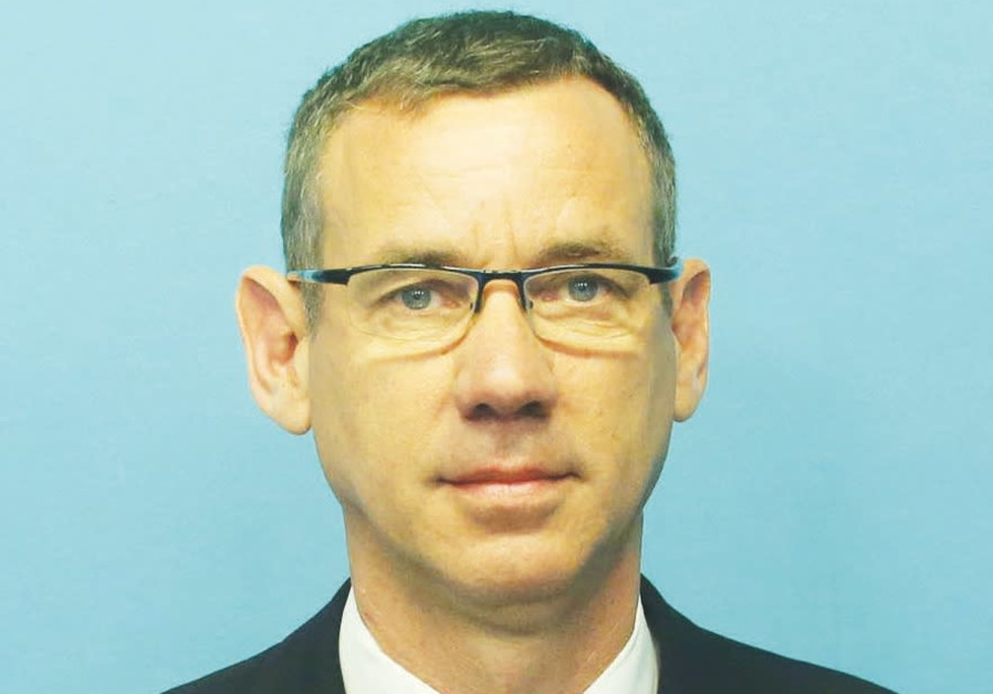 Israel's Ambassador to the UK Mark Regev.