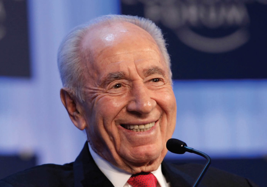 MIDDLE ISRAEL: Shimon Peres - Oslo's forgotten loser