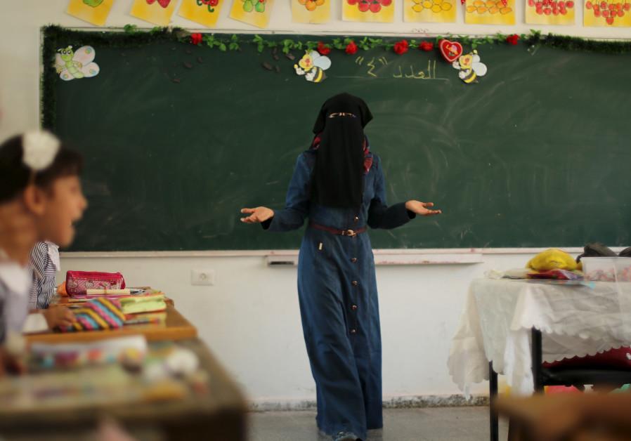 New UNRWA textbooks for Palestinians demonize Israel and Jews